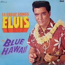 hawaiian photo album blue hawaii album cover october 1961 my elvis pictures