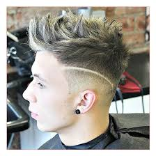 mens razor haircuts plus cute ponytail hairstyles for men u2013 all in