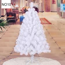 pikes peak snowing christmas tree set flocked carolina pine