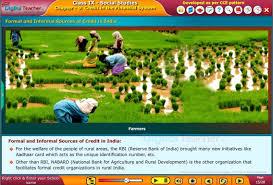 Formal Credit And Informal Credit digital code and pixels k12 social formal and informal