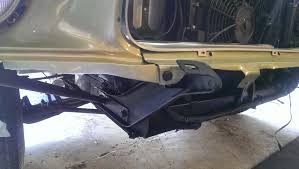 67 mustang fender 67 mustang renovation project the front end