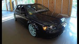 Audi A4 B6 Custom Interior Audi A4 Avant B6 Lowered Show Car Walkaround Interior