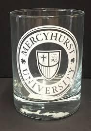 rocks glass glassware 14 oz rocks glass circle design mercyhurst