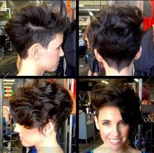 shave one sided short bobs black women photos 35 vogue hairstyles for short hair popular haircuts