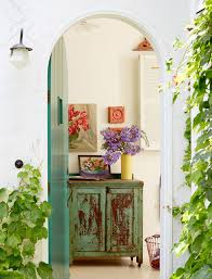 Beach Shabby Chic by Beach Cottage Shabby Chic Style Entry Los Angeles By
