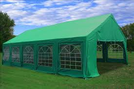 tent for party 32 x 20 heavy duty party tent gazebo canopy blue green
