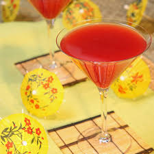 martini litchi blood orange martini recipe martha stewart