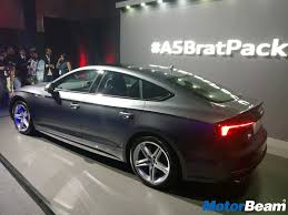 audi price 2017 audi a5 price starts at rs 54 02 lakhs motorbeam