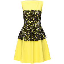yellow dress yellow dresses shop for yellow dresses on polyvore