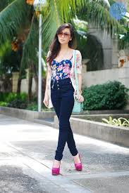 20 style tips on how to wear high waisted jeans ideas