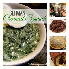 german dinner menu and recipes whats cooking america