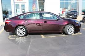 toyota avalon awd 2014 certified used 2014 toyota avalon in alton il for sale