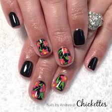 summer gel polish designs at chickettes studio u2013 chickettes soak