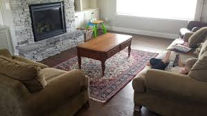 How Big Should Rug Be In Living Room What Size Rug Do I Need Here This Isn U0027t Working So Far