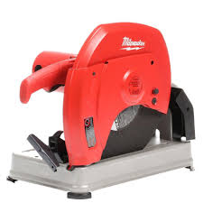 Heavy Duty 15 Amp 2 by Milwaukee 14 In 15 Amp Abrasive Cut Off Machine 6177 20 The
