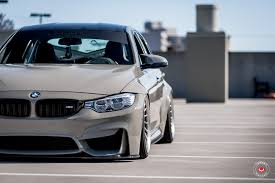 bmw slammed nardo gray bmw m3 slammed on vossen wheels image 4 bmw sg bmw