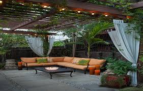 Backyard Patio Pavers Concrete Paver Patio Ideas With Gravel Border Comqt