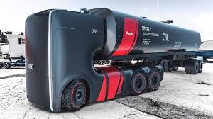 future jeep truck check out audi u0027s semi auto and self driving oil truck be