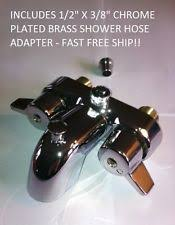Clawfoot Tub Faucet With Diverter Clawfoot Tub Faucet Ebay
