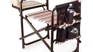 Folding Directors Chair With Side Table Folding Directors Chair On Sale Side Camping Tables Chairs About