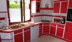 deco cuisine blanc et cuisine et blanc photos idées décoration intérieure