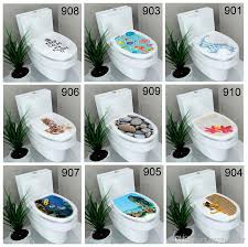 animals flowers pebbles underwater world toilet sticker bathroom animals flowers pebbles underwater world toilet sticker bathroom wall stickers home decoration wall decals mixed 20 styles stickers for wall decor stickers