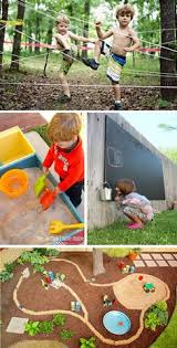 Backyard Play Area Ideas Beautiful Backyards For Families Outdoors Pinterest Sand