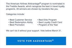 no joke american airlines wins best elite program at freddies