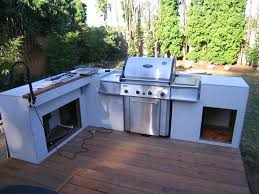 diy outdoor kitchen ideas building outdoor kitchen cabinets with metal studs for