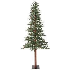 tree slim trees artificial no pencil