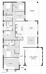 4 bedroom home plans simple four bedroom house plans inspirational house plan 4 bedroom