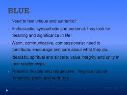 color or colour blue meaning blue color psychology