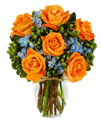 flowers bouquet orange bouquet at from you flowers