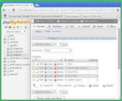 Delete From Table Sql Phpmyadmin And Sql Queries