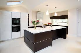 dark lighting on kitchen cabinets white kitchen design with