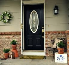 Curtain Ideas For Front Doors by Front Door With Sidelights And Transom Replacement Sidelights For
