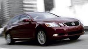 where do they lexus cars 2006 lexus gs 300 road test test motor trend