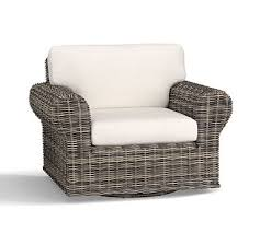 Comfortable Patio Furniture Comfortable Outdoor Furniture Pottery Barn