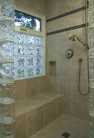 Walk In Shower Designs For Small Bathrooms Best 25 Window In Shower Ideas On Pinterest Shower Window Dual