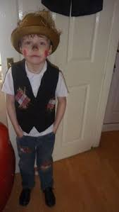 oliver twist world book day winning costume idea so simple too