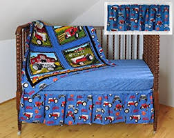 Tractor Crib Bedding Ford Tractors Crib Bedding Nursery Set Baby