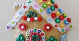 grapevine tutorial gingerbread house ornament