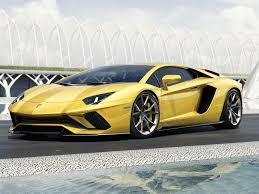 blue lamborghini png lamborghini unveils upgraded aventador s supercar business insider