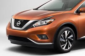 nissan car 2015 2015 nissan murano makes official debut video autoevolution