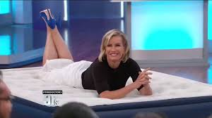 dr jennifer ashton white dress blue heels youtube