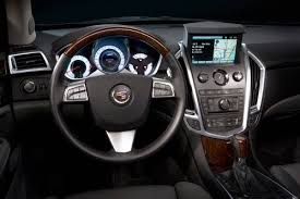 10 cadillac cts 2010 cadillac srx options features packages
