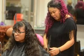fairfield hair salon helps raise cash to combat domestic violence