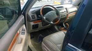 Lexus Gx470 Interior 2004 Lexus Gx470 4 7l 4wd U2013 Spot Dem