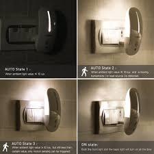 Motion Sensing Light Aliexpress Com Buy Sensky 110v 220v Led Night Light Motion