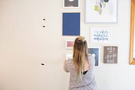 how to create a gallery wall coffee with summer